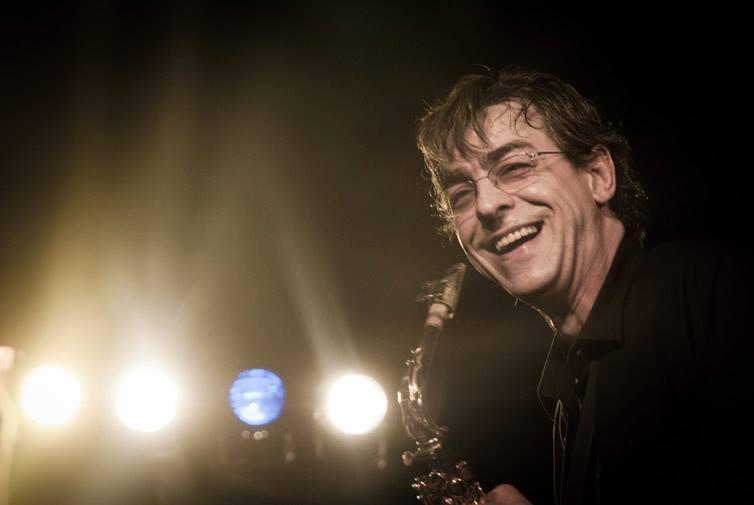 Alessandro Bertozzi sassofonista italiano
